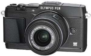 [amazon WHD] Olympus Pen E-P5 Kit 14-42 mm EUR 632,31