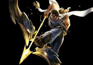 LOL Skin Giveaway Arclight Varus