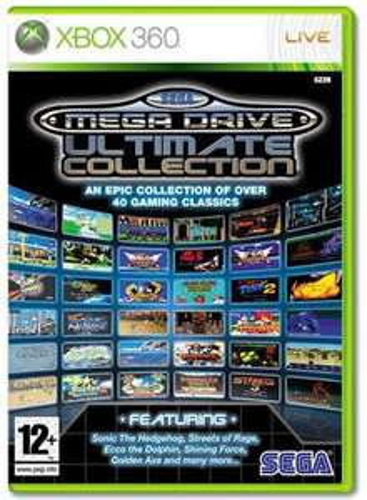 Sega Mega Drive: Ultimate Collection [XBOX360] für 12,49€ @ play.com