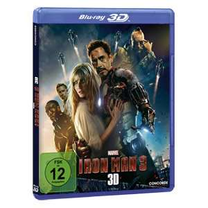 [Real.de] [BluRay / 3D BluRay] Iron Man 3 - 9,99€ / 14,99€