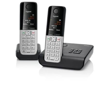 GIGASET C300A DUO Festnetztelefon mit Anrufbeantworter für  58,69€ @ MP OHA