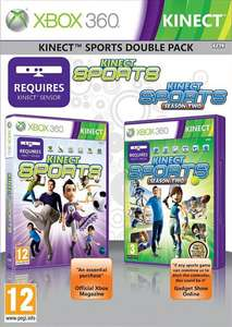 XBox 360 - Kinect Sports: Double Pack für €12,19 [@Zavvi.com]