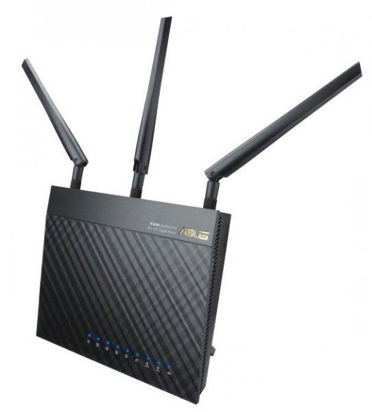 Asus RT-AC66U WLAN Router für 119,90 € bei Comtech