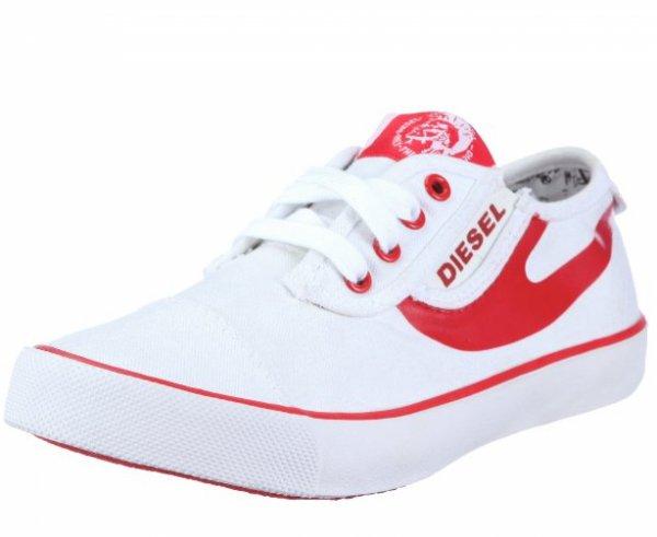 Diesel Canvas Kids Shoes Größe 33 oder 34 für 21,95 statt 60€ Versandkostenfrei