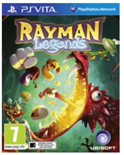 Rayman Legends (PS Vita) für 19,85 € inkl. Versand & deutscher Sprache @ [base.com]
