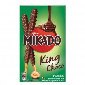 Mikado King Choco 51g für 0,49€ bei Thomas Phillips, vielleicht zusätzlich Coupies erstattung von 0,50€ erhalten