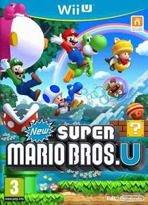 Wii U New Super Mario Bros U bei game.co.uk 27,81€ (Gebraucht!)