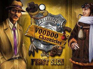 "[PC-Welt.de] ""Voodoo Chronicles: First Sign"" kostenlos"