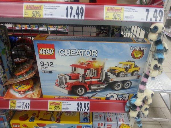 LEGO Creator 7347 - Kaufland Neunkirchen(Saar)