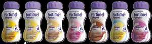 Gratisprobe Fortimel Compact Trinknahrung / Astronauten Nahrung
