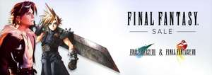 GetGames Final Fantasy Sale 50% off