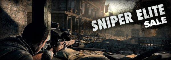 GetGames Sniper Elite Sale