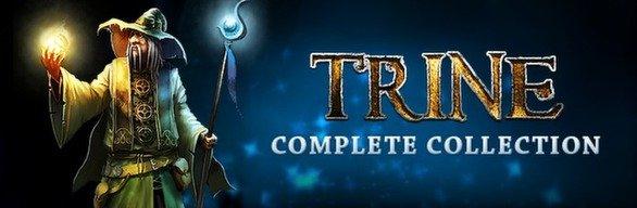 Trine Complete für 3,33€ @ Steam