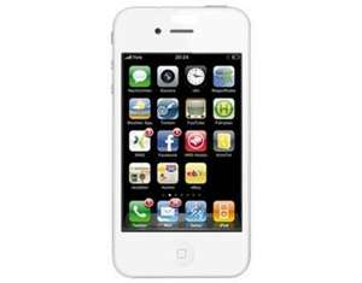 iPhone 4 16 GB WEISS, Simlockfrei für alle Netze [MeinPaket.de]