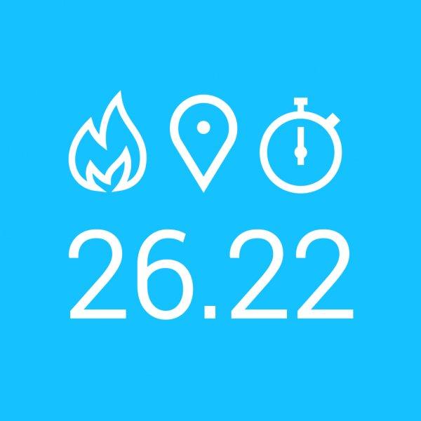 iSmoothRun Pro GPS mit Auto Stop/Ghost Run [iOS]
