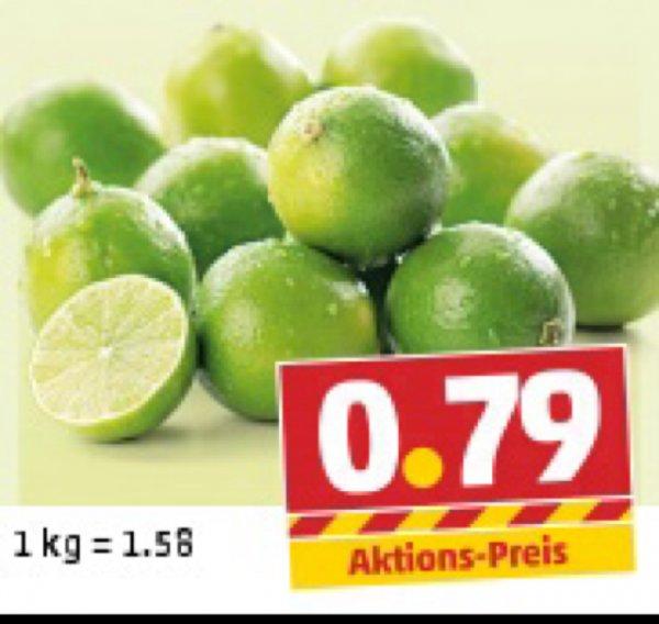 [Penny Bundesweit] Limetten 500g für Caipirinha für 0,79 €
