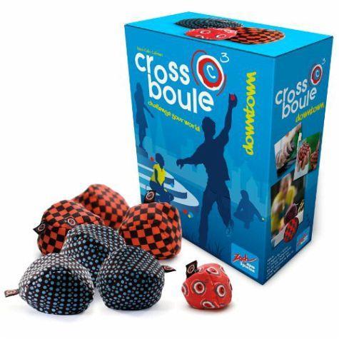 Crossboule Set - für 4 Spieler