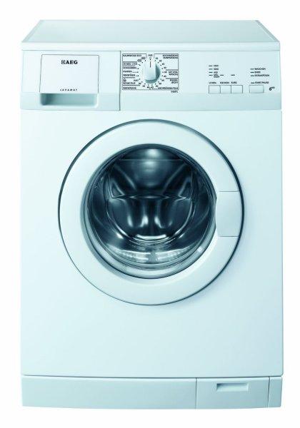 [Marktkauf evtl. nur regional MünSter]  AEG Waschmaschine Frontlader / A++ B / 1400 UpM / 6 kg / weiß ab 5.03.  Idealo 339€