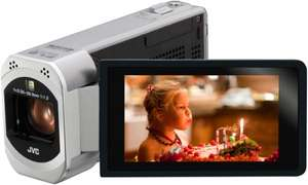 JVC GZ-VX700SEU Full-HD Camcorder 230€ statt 366€