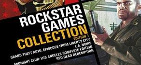 [Steam] Rockstar Games Collection @ Nuuvem