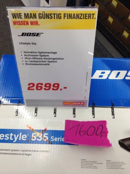 REGIONAL Bose Lifestyle V25