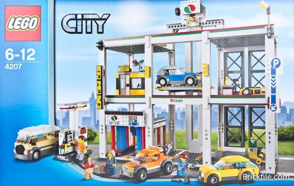Lego City Garage  4207 bei ACTION in Duisburg (eventuell Bundesweit)