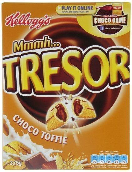 Kelloggs Tresor Choco Toffie 375g [Lokal] @Thomas Philipps