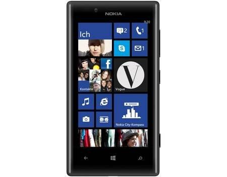 Nokia Lumia 710 schwarz B-Ware für 46 Euro @MeinPaket.de