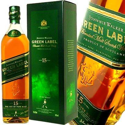 Johnnie Walker Green Label 1,0l Flasche für 67,90€