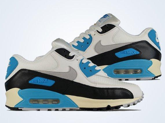 Nike Air MAX 90 für 79,99 + 4,99 Versand