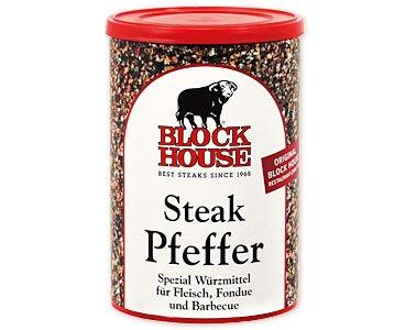 [rewe] Block House Steak Pfeffer 200gr für 4,44€
