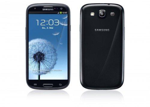 Samsung Galaxy S3 i9300 Schwarz B-Ware für 183,08 @MeinPaket.de