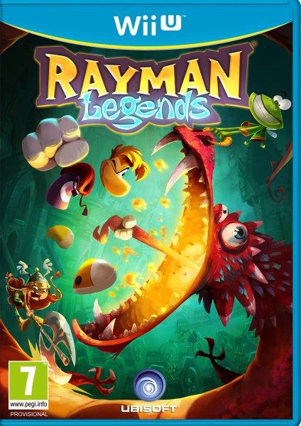 Nintendo Wii U - Rayman Legends für €15,75 [@Zavvi.com]