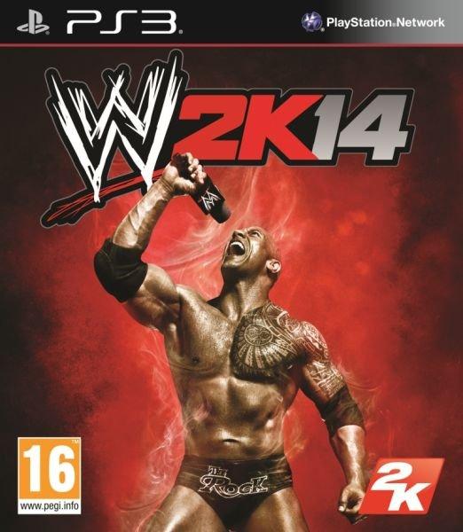 Sony PS3 - WWE 2K14 für €18,19 [@Zavvi.com]