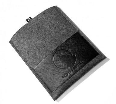 Wolfsrudel iPad 3, iPad 2 und iPad 1 Hülle Für 4.90€(inkl.Versand) in GRAU  Statt  14.90 Bei Amazon