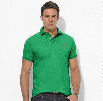 Ralph Lauren Polo Farbe Grün Nur XXL