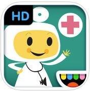 Toca Doctor HD (iPad) und Toca Doctor (iPhone/iPod Touch) gratis (statt 2,69€)