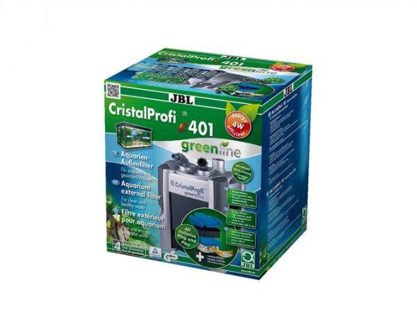 JBL CristalProfi e401 greenline - Aussenfilter