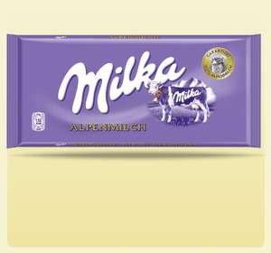 Penny ab Montag: MILKA Schokolade für 0,59€