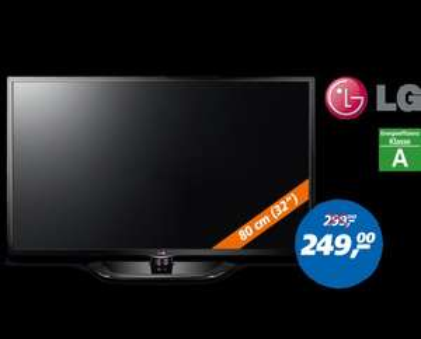 LG Full-HD-LED-TV 80 cm (32 Zoll) ab 18:00 bei Real im Onlineshop