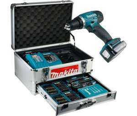 Amazon] Makita BHP453RHX2 Akku-Schlagbohrschrauber im Alu-Koffer 18 V-Li/1,3 Ah