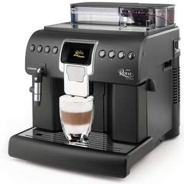 Saeco HD8920/01 Kaffee-Vollautomat Royal Gran Crema