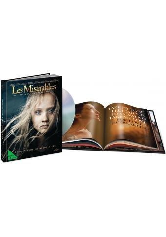 Les Misérables - Limitiertes Digibook (Blu-ray) 12,99€ + 2,99€ Versand @Media-Dealer.de