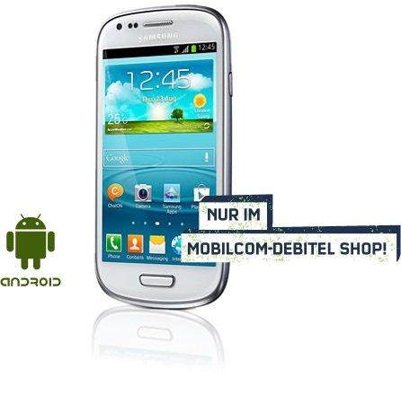 Samsung Galaxy S3 mini für 169,99€ bis 31.03.14