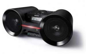 Sony ZSBTY52C.CED portable Boombox amazon whd