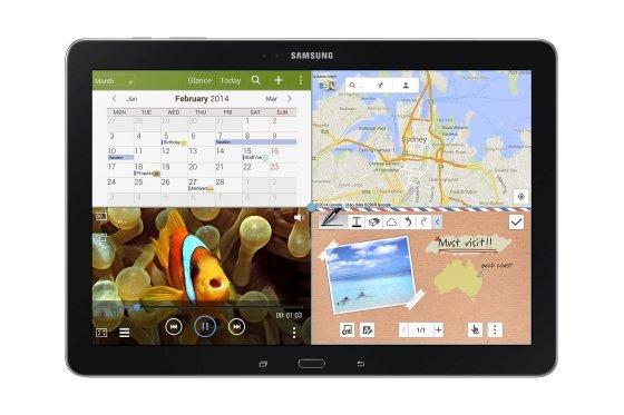 Für das kleine Ego: Samsung Galaxy Note Pro 12.2 LTE + MoWoTel Vertrag @14,95€