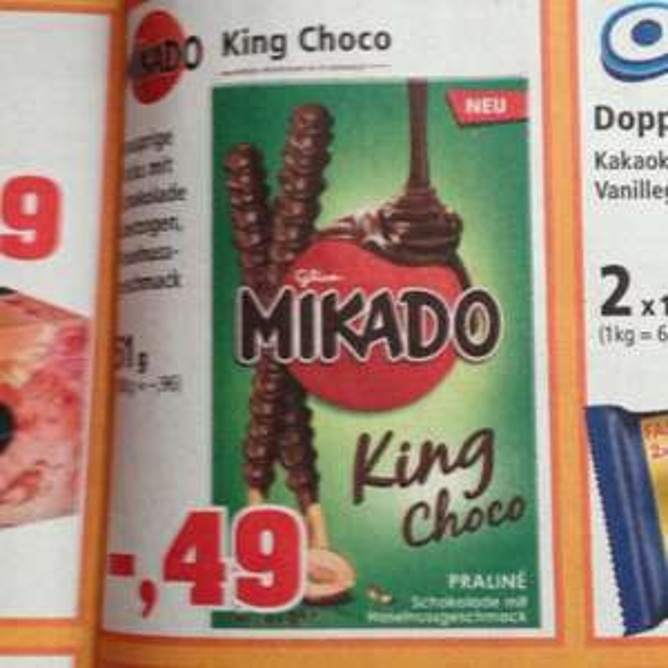 Thomas Phillips Mikado King Choco durch Coupies kostelos