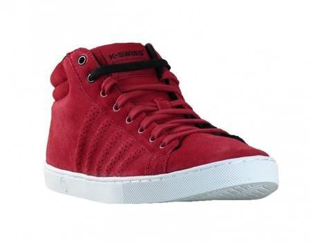 K-SWISS Schuhe Ad Court '72 Mid Sneaker rot  für 29,43€ @ MeinPaket OHA