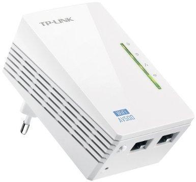 [Amazon WHD - Wie neu] TP-Link TL-WPA4220 WLAN-N Powerline-Netzwerkadapter