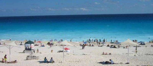 Flüge: Mexiko / Cancun ab Hamburg 300,- € hin und zurück (März)